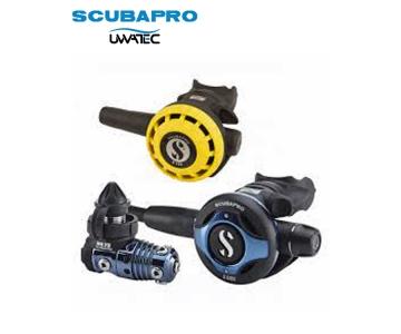 Dýchacia automatika Scubapro MK25 EVO/ S600 Deep Blue T. Core/ R195 Octopus
