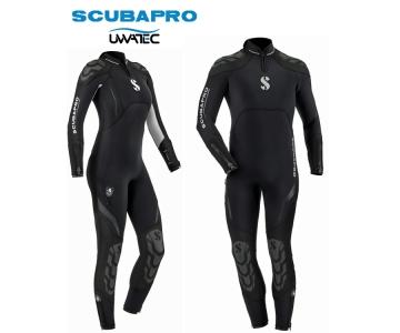 Neoprénový polosuchý oblek Scubapro Everflex - 7,5mm